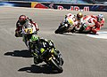 Crutchlow leading the pack 2012 Laguna Seca.jpg