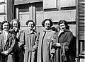 Csoportkép, 1954. Fortepan 7255.jpg