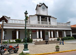 Villa del Carbón - Casa de Cultura Dr. Jorge Jiménez Cantú