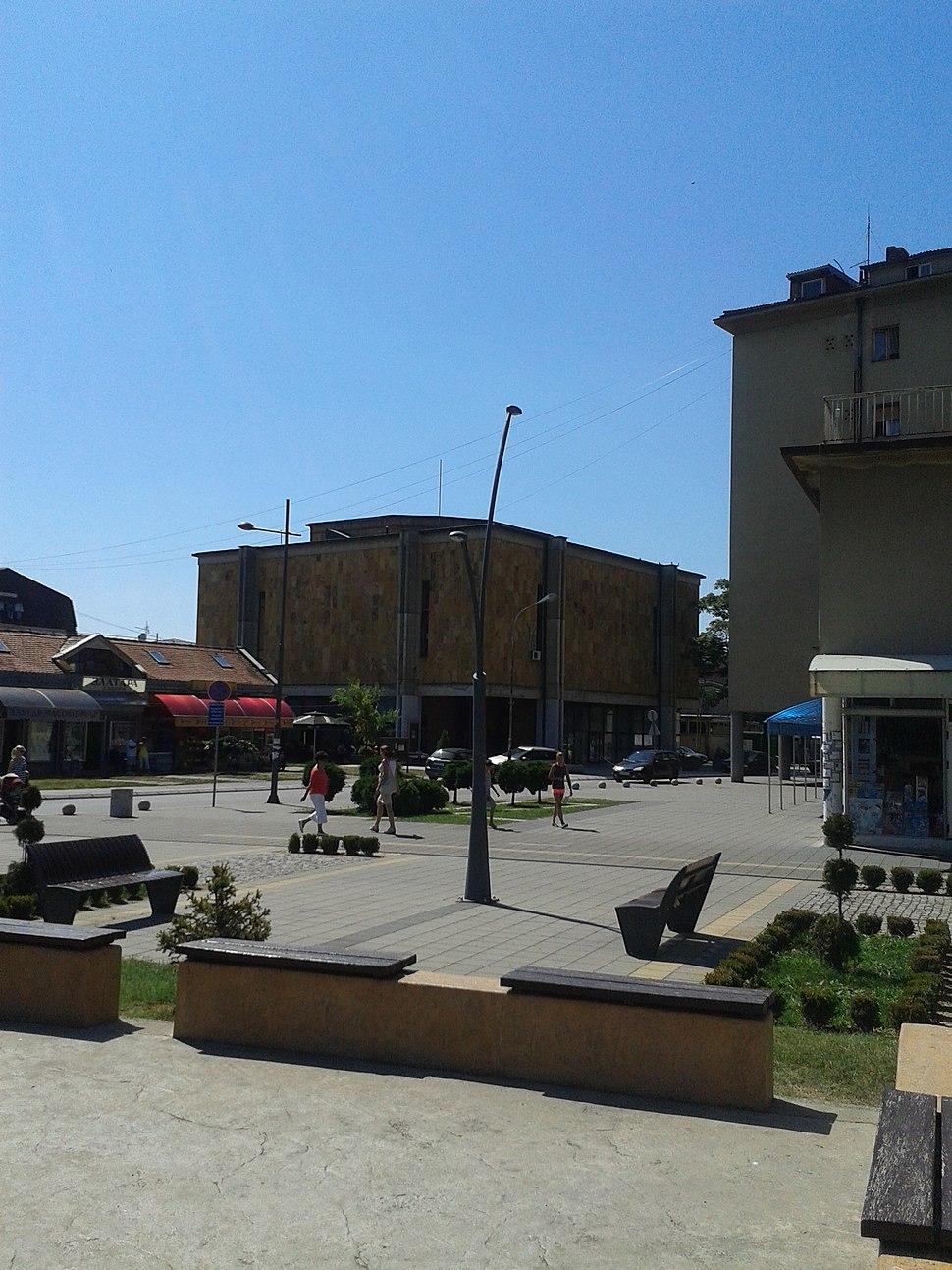 Cultural Center in Trstenik