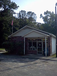 Current Post office in Seabrook, South Carolina
