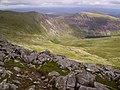 Cwm Llugwy and Ffynnon Llugwy Reservoir - geograph.org.uk - 1323493.jpg