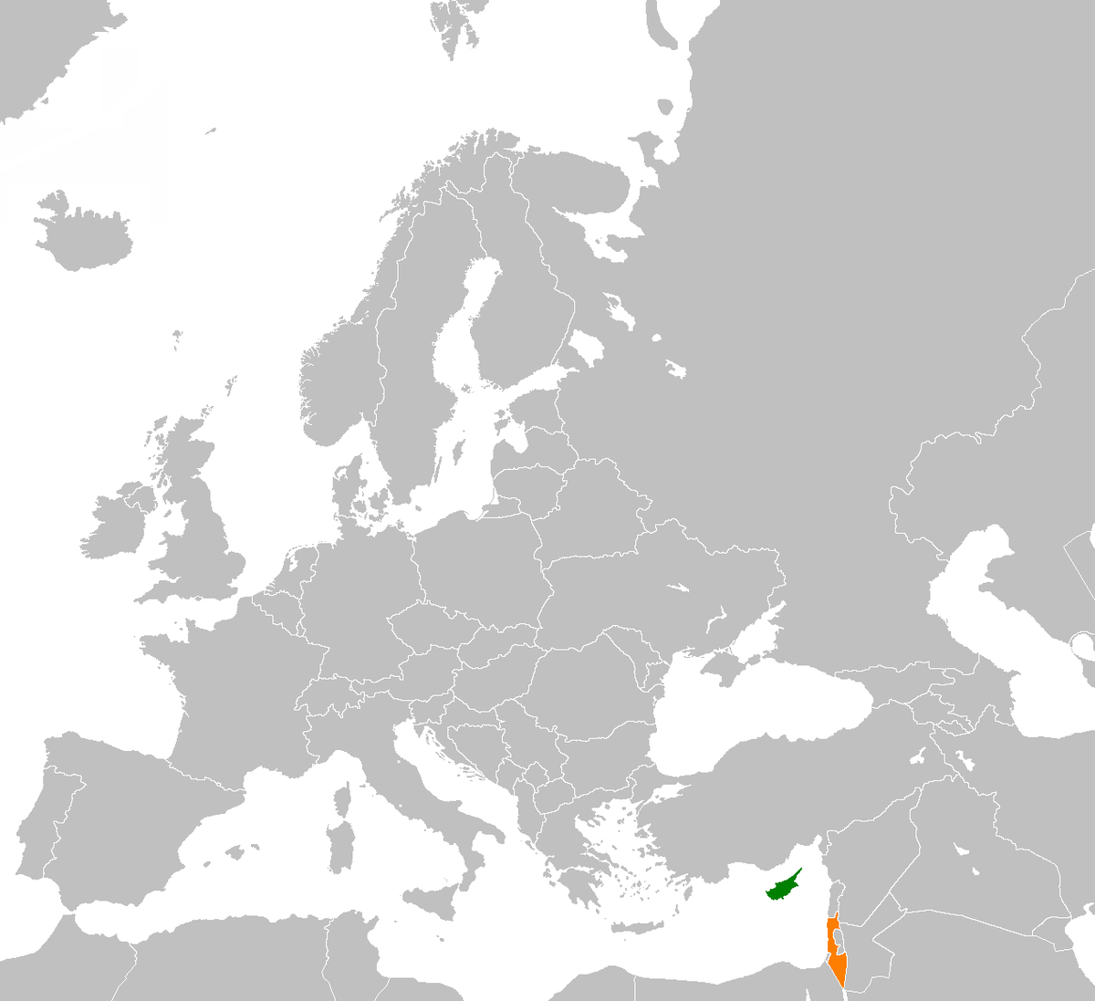 Cyprus Israel Relations Wikipedia