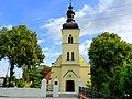 Czeszewo, Powiat wągrowiecki, Polska, widok kościoła św. Andrzeja - panoramio.jpg