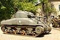 Czołg Sherman - Muzeum Wojska Polskiego - Cytadela Warszawska - panoramio.jpg