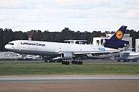 D-ALCH - MD11 - Lufthansa Cargo