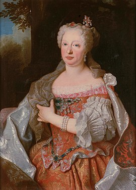 Maria Anna, Portugal, Königin