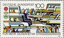 DBP 1991 Pentru mai multă siguranță în traficul rutier.jpg