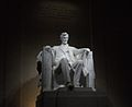 DC Lincoln Memorial at Night.JPG