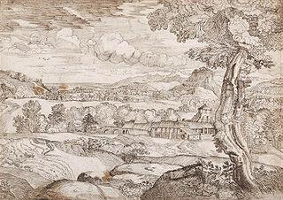 image of Domenico Campagnola from wikipedia