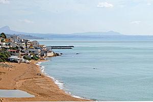 Marinella di Selinunte - Image: DGJ 2294 Marinella