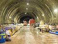 DOD metro Vypich, traťový tunel k Motolu.jpg