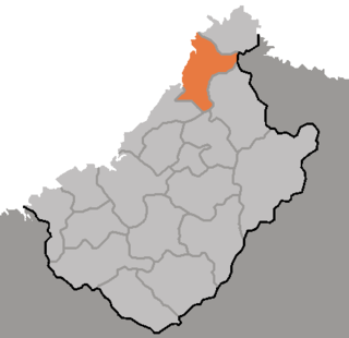 Chasong County County in Chagang Province, North Korea