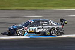DTM Mercedes W204 kostka 2009 amk.jpg