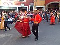 Dancers of Paraguay in Carnival of Tlaxcala.jpg