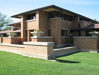 Darwin D. Martin - Martin House