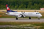 Darwin Saab 2000 HB-IZZ @ Geneva International Airport.jpg