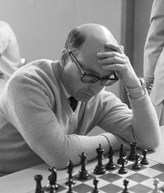 David Bronstein - Bronstein in 1968