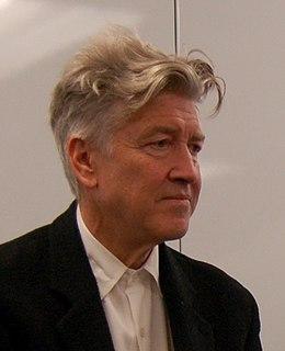 David Lynch American film director and artist