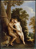 David Teniers - Adam and Eve DT3090.jpg