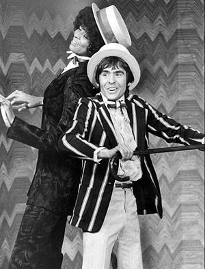 "Davy Jones (musician) - Jones and Ilene of ""Sunday's Child"" in the 1972 ABC special Pop Goes Davy Jones"