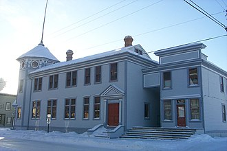 Thomas W. Fuller - Image: Dawson City Post Office
