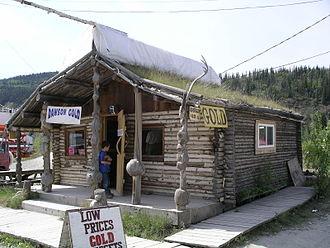 Dawson City - Dawson Gold