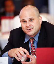 Dean Karlan - World Economic Forum on East Asia 2011.jpg