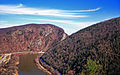 Delaware Water Gap seen from the Appalachian Trail.jpg