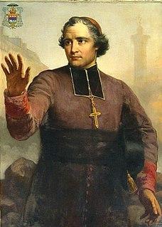 Murdered Archbishop of Paris