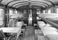 Der Bettentrakt in einem Sanitätszug - CH-BAR - 3238645.tif