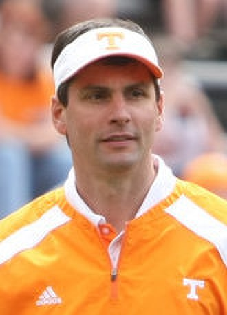Derek Dooley (American football) - Dooley as head coach of the Vols in 2010