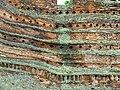 Detail of City Wall - Chiang Mai - Thailand (35043817521).jpg