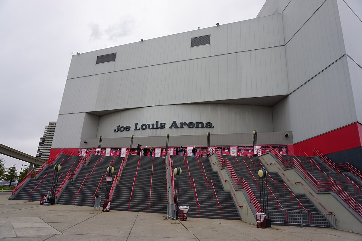 Joe Louis Arena - Wikipedia