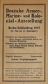 Deutsche Armee-, Marine- und Kolonial-Ausstellung, 1907.png