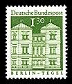Deutsche Bundespost - Deutsche Bauwerke - 1,30 Deutsche Mark.jpg