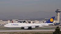 D-ABYD - B748 - Lufthansa