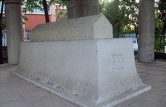 Devlet Hatun - Devlet Hatun's Türbe at Bursa