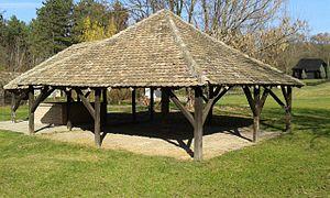 Banatski Karlovac - The picnic area in Devojački Bunar.