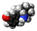 Dezocine molecule spacefill.png