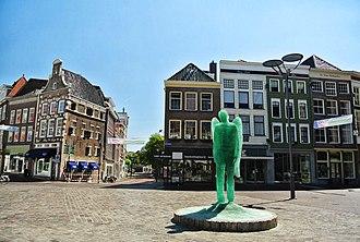 Zwolle - Image: Diezerstraat Grote Markt, Zwolle BB 1