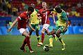 Dinamarca x África do Sul - Futebol masculino - Olimpíadas Rio 2016 (28551770060).jpg