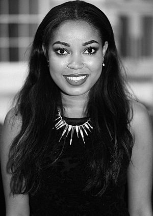 Dionne Bromfield - Bromfield in 2013