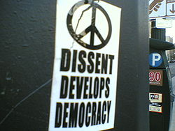 definition of dissent