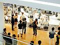 DiverCity Tokyo Plaza- Hirunandesu! Code Battle (16474179164).jpg