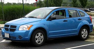 Dodge Caliber - Dodge Caliber SE (US)