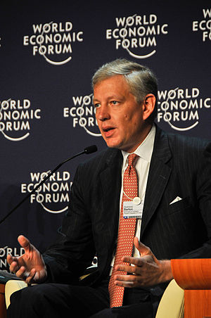Dominic Barton - Dominic Barton at the 2009 World Economic Forum