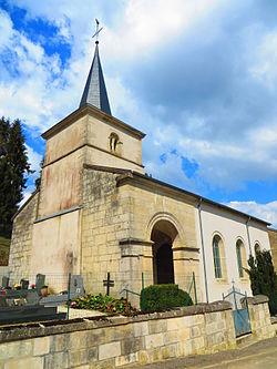 Dommartin-la-Montagne Église Saint-Martin.JPG