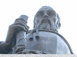 Cartagena, Colombia - Pedro de Heredia, founder of the city and explorer of its hinterland