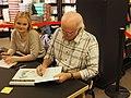 Don Rosa at Suomalainen Kirjakauppa in Helsinki.jpg